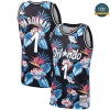 cfb3 camisetas Penny Hardaway, Orlando Magic - Mitchell & Ness Floral Pack