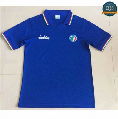 Camiseta Retro 1986#Italy 1ª 2XL