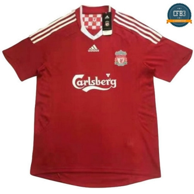 Camiseta Liverpool retro