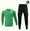 Chaqueta Chándal National Athletic Verde 2019/2020