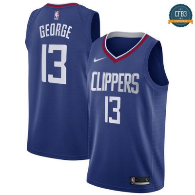 Cfb3 Camisetas Paul George, Los Angeles Clippers - Icon