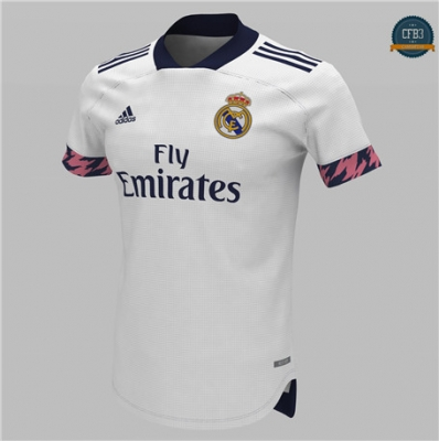 Cfb3 Camisetas Real Madrid 1ª Concepto 2020/2021