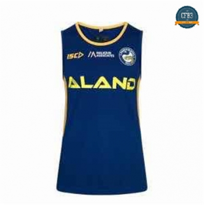 Cfb3 Camiseta Chaleco Rugby Parramatta Eels 2019/2020