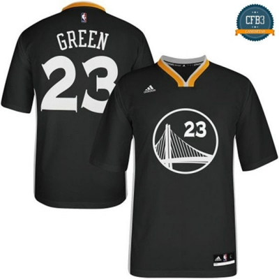 cfb3 camisetas Draymond Green, Golden State Warriors - Sleeves