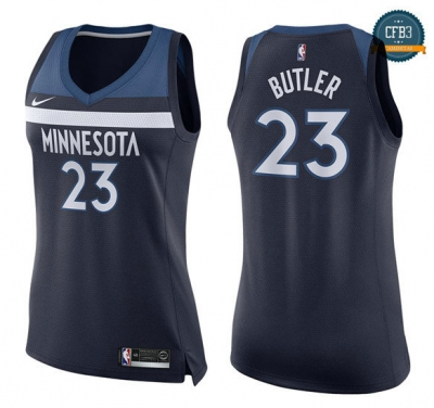 cfb3 camisetas Jimmy Butler, Minnesota Timberwolves - Icon