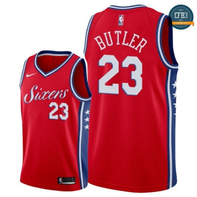 cfb3 camisetas Jimmy Butler, Philadelphia 76ers - Statement