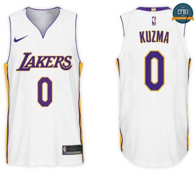 cfb3 camisetas Kyle Kuzma, Los Angeles Lakers - Association