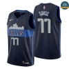 cfb3 camisetas Luka Doncic, Dallas Mavericks - Statement