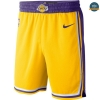 cfb3 camisetas Pantalones Los Angeles Lakers 2018/19 - Icon