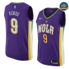 cfb3 camisetas Rajon Rondo, New Orleans Pelicans - City Edition