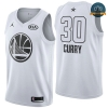 cfb3 camisetas Stephen Curry - 2018 All-Star Blanco