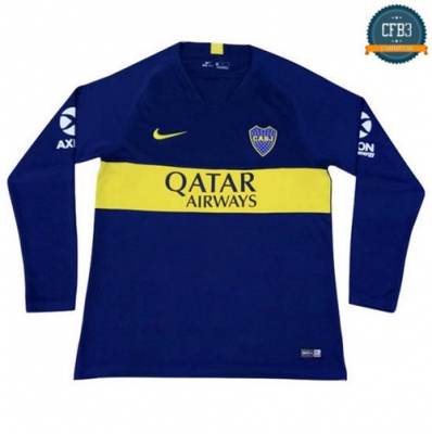 Cfb3 Camisetas Boca Juniors Manga Larga 2019/2020
