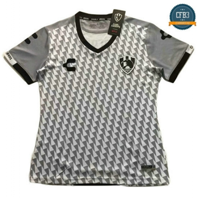 Camiseta Corbeaux Mujer Gris 2019/2020
