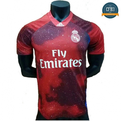Camiseta Real Madrid EA Sports Rojo 2018