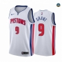 Cfb3 Camiseta Jerami Grant, Detroit Pistons 2020/21 - Association