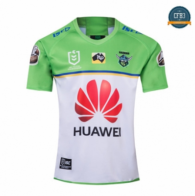 Cfb3 Camiseta Rugby Canberra Raiders 2ª 2019/2020