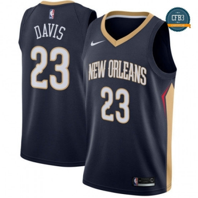 cfb3 camisetas Anthony Davis, New Orleans Pelicans - Icon
