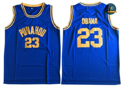 cfb3 camisetas Barack Obama, Punahou High School