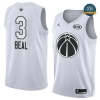 cfb3 camisetas Bradley Beal - 2018 All-Star Blanco