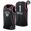 cfb3 camisetas D'Angelo Russell - 2019 All-Star Negro