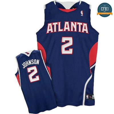 cfb3 camisetas Joe Johnson, Atlanta Hawks [Road]