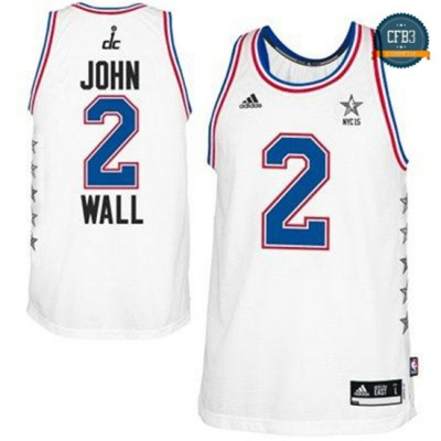 cfb3 camisetas John Wall, All-Star 2015