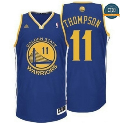 cfb3 camisetas Klay Thompson, Golden State Warriors - Road
