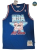 cfb3 camisetas Michael Jordan, All-Star [1992-1993]