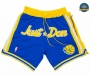 Cfb3 Camiseta Pantalones JUST ☆ DON Golden State Warriors