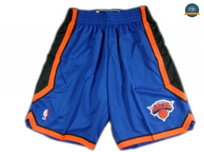 cfb3 camisetas Pantalones New York Knicks [Azul]
