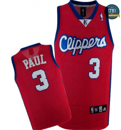 cfb3 camisetas Paul, Los Angeles Clippers