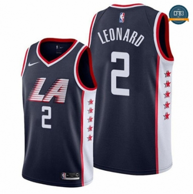 Kawhi Leonard, Los Angeles Clippers 2018/19 - City Edition