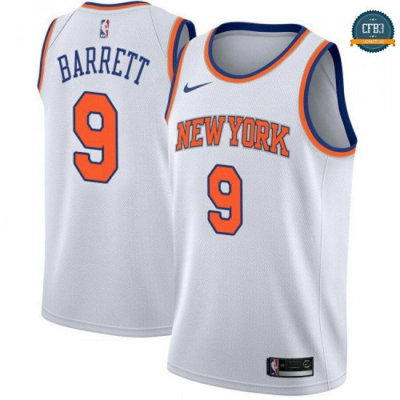 cfb3 camisetas R.J. Barrett, New York Knicks - Association