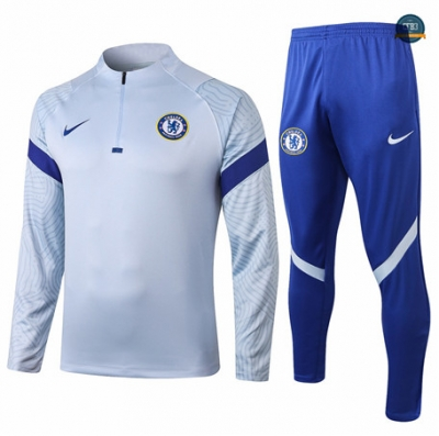 Cfb3 Chandal Chelsea Gris claro 2020/2021