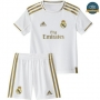 Cfb3 Camisetas Real Madrid 1ª Equipación 2019/20 Kit Junior