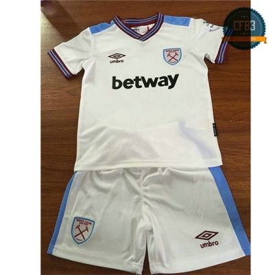 Cfb3 Camisetas West Ham United Niños 2ª 2019/2020