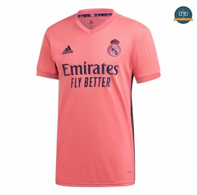 Cfb3 Camisetas Real Madrid 2ª Naranja 2020/2021