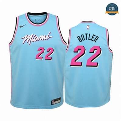 Jimmy Butler, Miami Heat 2019/20 - City Edition