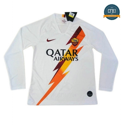 Camiseta AS Roma 2ª Equipación Manga Larga 2019/2020
