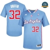 cfb3 camisetas Blake Griffin, Los Angeles Clippers [Azul claro]