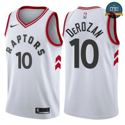 cfb3 camisetas DeMar DeRozan, Toronto Raptors - Association