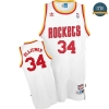 cfb3 camisetas Hakeem Olajuwon, Houston Rockets [Soul]