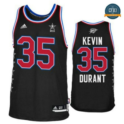 cfb3 camisetas Kevin Durant, All-Star 2015