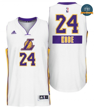cfb3 camisetas Kobe Bryant, L.A. Lakers - Christmas Day