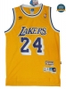 cfb3 camisetas Kobe Bryant, Los Angeles Lakers RETRO [Dorada]