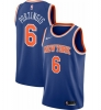 cfb3 camisetas Kristaps Porzingis, New York Knicks - Icon
