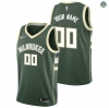 Cfb3 Camisetas Custom, Milwaukee Bucks - Icon Edition