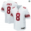 Cfb3 Camisetas Daniel Jones, New York Giants - Blanco