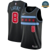 cfb3 camisetas Zach LaVine, Chicago Bulls 2018/19 - City Edition