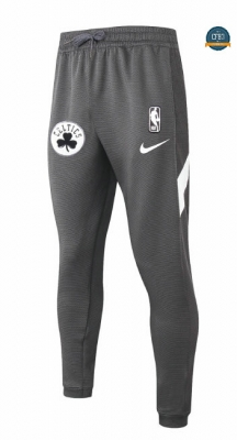 Camiseta Pantalón Thermaflex Boston Celtics - Negro